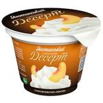 Десерт творожный Яготинский персик 4,2% 180г