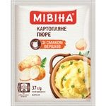MIVINA® Cream flavoured instant mashed potatoes 37g - buy, prices for MegaMarket - image 1