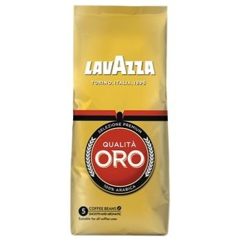 Кава Lavazza Qualita Oro в зернах 250г - купити, ціни на Метро - фото 2