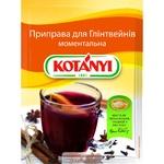 Приправа Kotanyi для глинтвейнов 35г