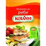 Приправа Kotanyi К рыбе с лимоном 25г