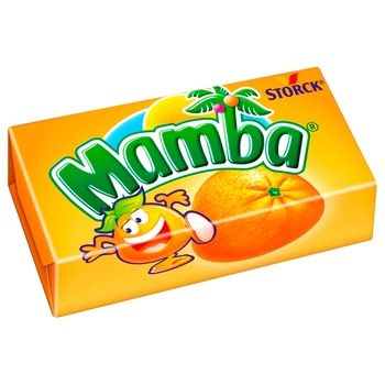 Mamba chewing candy 26g - buy, prices for CityMarket - photo 6