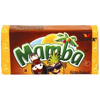 Mamba chewing candy 26g - buy, prices for CityMarket - photo 3