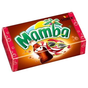 Mamba chewing candy 26g - buy, prices for CityMarket - photo 1