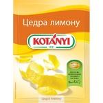 Kotanyi Lemon Peel 14g