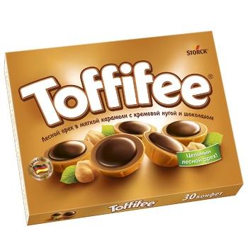 Toffifee Hazelnut Candies 250g - buy, prices for Metro - image 1