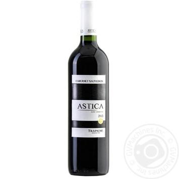 Вино Trapiche Astica Сabernet-Sauvignon красное сухое 13% 0,75л