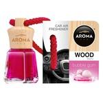 Ароматизатор Aroma Car Wood Mini Mix жевательная резинка