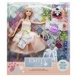Лялька Emily 33х28х6см QJ077C/QJ077D