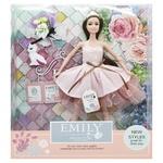 Лялька Emily 33х28х6см QJ077A/QJ077B