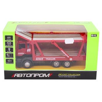 Avtoprom Toy Car - buy, prices for Auchan - photo 1