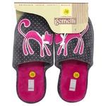 Обувь домашняя Gemelli Cat 5 женская в ассортименте