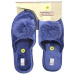 Взуття домашнє Gemelli жіноче Пух в асортименті