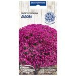 Semena Ukrayiny Aubrieta Hybrid Purple Seeds 0.05g