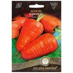Семена Golden Garden Морковь Каротель 15г