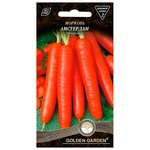 Семена Golden Garden Морковь Амстердам 2г