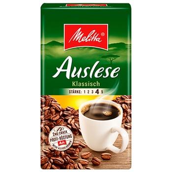 Melitta Auslese Klassisch Roasted Ground Coffee 500g - buy, prices for Novus - photo 1