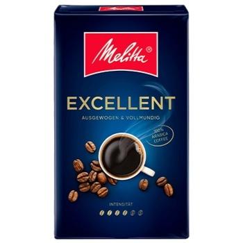 Кофе Melitta Excellent молотый жареный 250г
