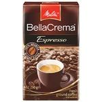 Кофе Melitta Bella Crema Espresso молотый жареный 250г