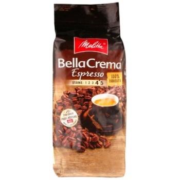 Melitta Bella Crema Espresso Roasted Coffee Beans 500g