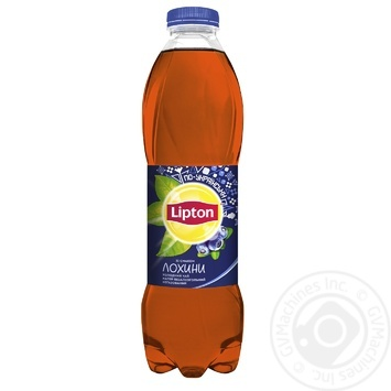 Чай чорний холодний  Lipton зі смаком лохини 1л - купити, ціни на Восторг - фото 1
