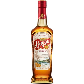 Bayou Spiced Rum 40% 0,7l - buy, prices for Novus - image 1