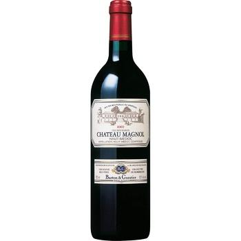 Вино Barton&Guestier Chateau Magnol Haut-Medoc красное сухое 12,5% 0,75л