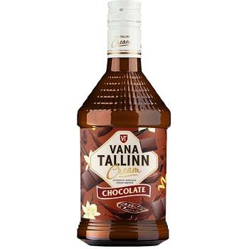 Ликер Vana Tallinn Chocolate 0,5л - купить, цены на Восторг - фото 1