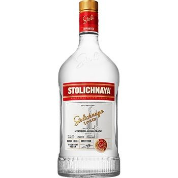 Stolichnaya Vodka 40% 1,75l - buy, prices for Novus - image 1