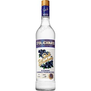 Stolichnaya Stoli Blueberi vodka 37.5% 0,7l - buy, prices for Novus - image 1