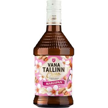 Крем-ликер Vana Tallinn Marzipan 16% 0.5л - купить, цены на Метро - фото 1