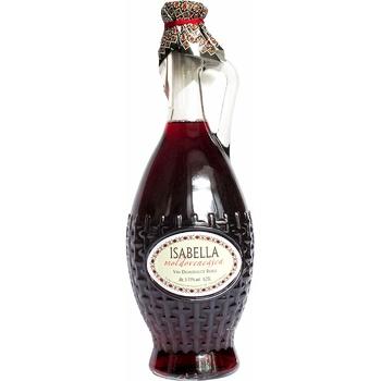 Allianta-Vin Isabella Red Semi-sweet Wine 0,7l - buy, prices for Novus - image 1