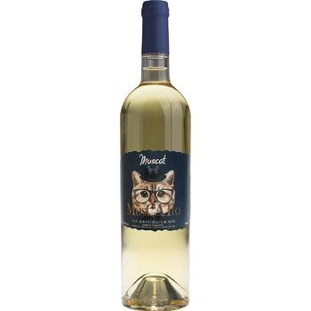 Alianta Vin Muscatto Muscat White Semi-sweet Wine 10,5% 0,75l - buy, prices for MegaMarket - image 1