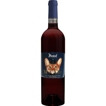 Alianta Vin MusCATto Muscat Red Semi-Sweet Wine 10-12% 0,75l - buy, prices for Novus - image 1