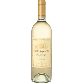Вино Santa Margherita Pinot Grigio Valdadidge DOC белое сухое 12.5% 0,75л