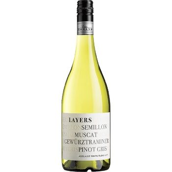 Peter Lehmann Layers Semillon-Muscat-Gewurztraminer-Pinot Gris Adelaide white dry wine 11% 0,75l - buy, prices for Novus - image 1