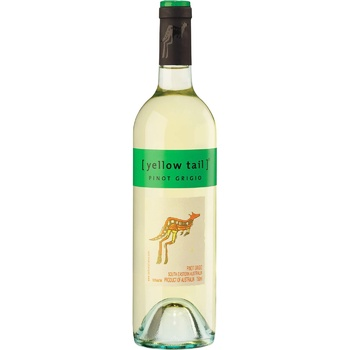 Casella Wines Yellow Tail Pinot Grigio white dry wine 11,5% 0,75l - buy, prices for Novus - image 1