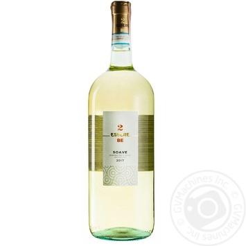 Cesari Soave Essere White Dry Wine 11.5% 0.75l - buy, prices for CityMarket - photo 1