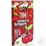 Candy Frutim apple-cherry 75g Ukraine