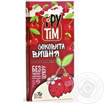 Candy Frutim apple-cherry 75g - buy, prices for MegaMarket - image 1