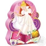 Djeco Cinderella for children puzzle