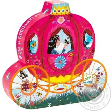 Djeco Eliza's carriage for children puzzle
