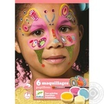 Djeco Butterfly for children makeup for face