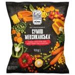 Смесь овощная Лимо Мексиканская смесь замороженная 400г - купить, цены на Ашан - фото 1