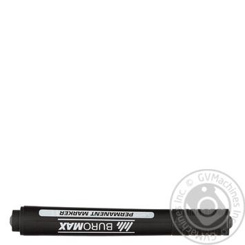 Маркер Buromax водостойкий черный - купить, цены на СитиМаркет - фото 4