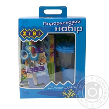 Set Zibi for children's creativity - buy, prices for Novus - image 1
