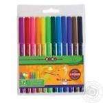 Markers Zibi 12colors 12pcs - buy, prices for Novus - image 8