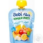 Пюре фруктовое Bebivita мультифрукт 90г