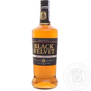 Black Velvet 3 yrs whisky 40% 1l - buy, prices for Novus - image 8