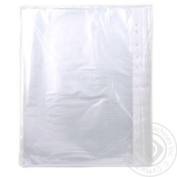 Файли EconoMix А4+ 30мкм глянцеві 100шт - купити, ціни на Метро - фото 4